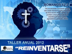 Taller Anual 2012 - Reinventarse