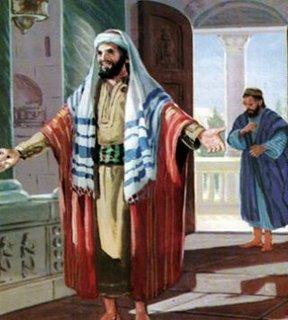 Flecos en Ropa Fariseo