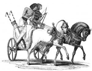 Caballos Egipcios