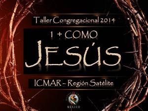 1 + Como Jesús - Imagen JPG