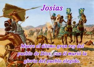 Muerte de Josías