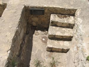 Mikve Muralla Jerusalen