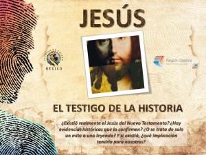 Jesús El Testigo de la Historia - JPG - Portada