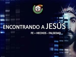 Encontrando a Jesús - Portada